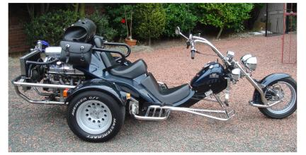 MrBike Trike for sale
